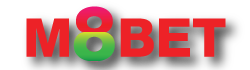 m8bet logo