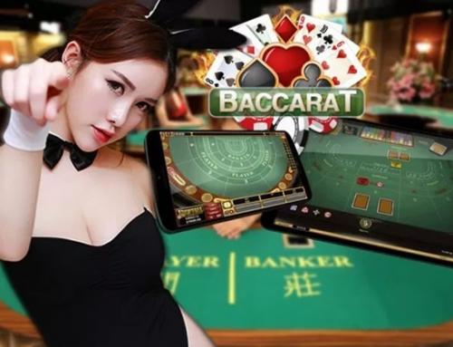 บาคาร่าออนไลน์ เป็นเกมพนันออนไลน์ที่จ่ายเยอะจ่ายจริง
